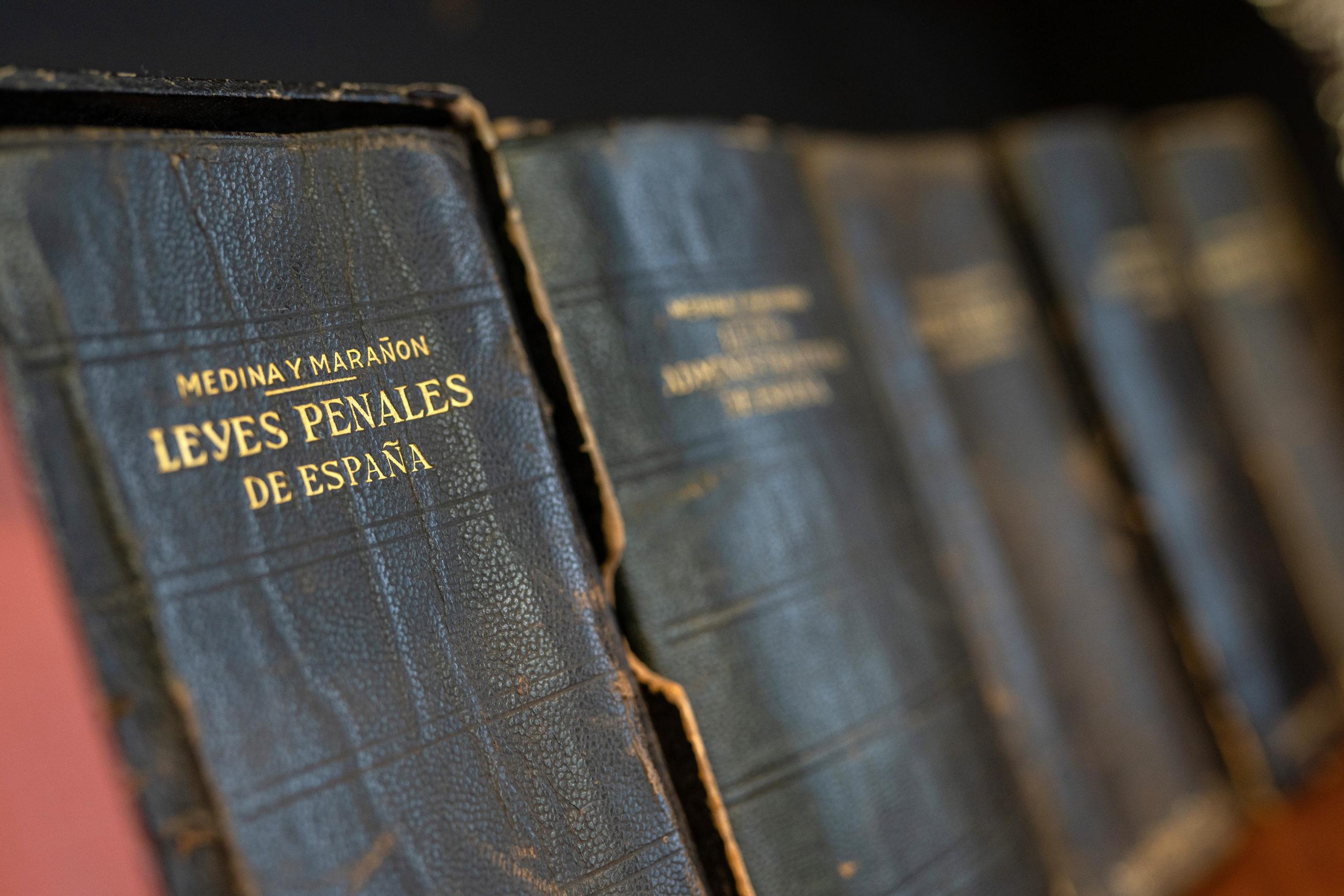 libros jurídicos de leyes